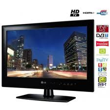 "LG 26LE3300 26"" HD READY LED TV WITH FREEVIEW"