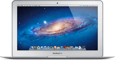 APPLE MACBOOK AIR MC968B/A 11.6 INCH CORE I5 64GB HARD DRIVE, 2G