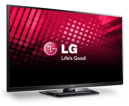 LG 42PA4500 42'' HD PLASMA TV WITH FREEVIEW