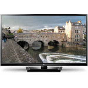 "LG 50PA4500 50""  HD PLASMA TV WITH 600HZ AND 2 HDMI"