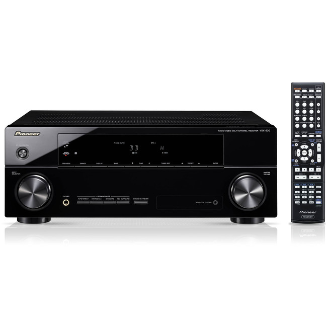 Pioneer VSX-520K 5.1 Channel AV Receiver