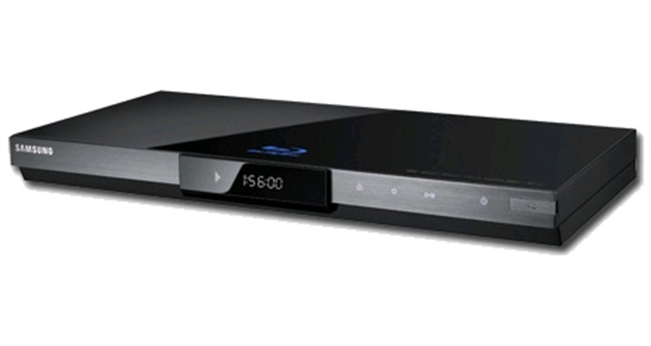 SAMSUNG BDC6500 BLU-RAY/DVD PLAYER