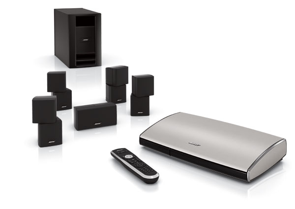BOSE LIFESTYLE T-CLASS T20 HOME ENTERTAINMENT SYSTEM