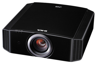 JVC DLA-X30 BLACK 3D DILA PROJECTOR 1080P HD READY