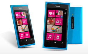 Nokia Lumia 800 (SeaRay) Matt Cyan